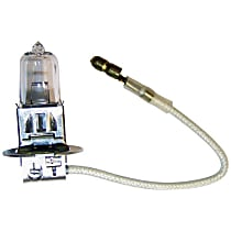 4713586 Fog Light Bulb - Halogen, Direct Fit, Sold individually