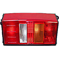 Passenger Side Tail Light, Without bulb(s)
