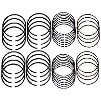 4720727 Piston Ring Set - Direct Fit, Set of 8