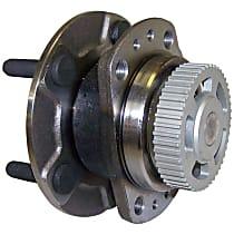 4721515 Axle Hub - Direct Fit