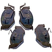 4728013 Front Brake Pad Set