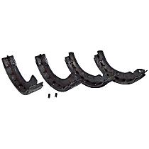 Crown 4728870 Brake Shoe Set - Direct Fit