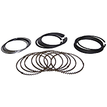 Crown 4740259 Piston Ring Set - Direct Fit, Kit
