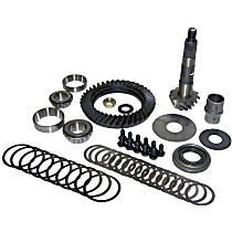 Ring and Pinion - Direct Fit, Kit