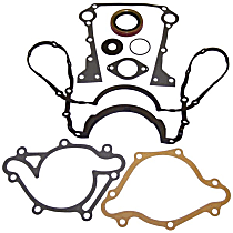 4746001AC Engine Gasket Set - Conversion, Direct Fit, Set