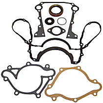 Crown 4746001AC Engine Gasket Set - Conversion, Direct Fit, Set