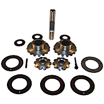 Differential Kit With 7.25 in. Rear Axle With Standard Differential Model With 27 Splines Axles