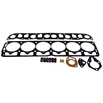 Crown 4761015 Engine Gasket Set - Cylinder head, Direct Fit, Set