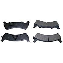 4762101 Rear Brake Pad Set