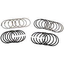 4762462 Piston Ring Set - Direct Fit, Set of 6