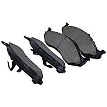 4778058TI Front Brake Pad Set
