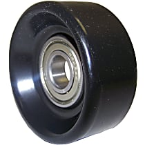 Crown 4792581AA Accessory Belt Idler Pulley - Direct Fit, Sold individually