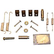 4796337HK Brake Hardware Kit - Direct Fit, Set of 2