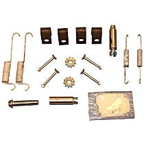 Crown 4796337HK Brake Hardware Kit - Direct Fit, Set of 2