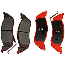 4797400TI Front Brake Pad Set