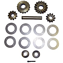 Differential Kit With 9.25 in. Rear Axle With Standard Differential Axle Gear 16 teeth 31 Splines .3595 in. OD