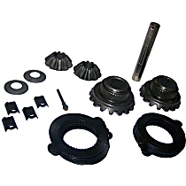 Differential Gear Set With Model 44 Rear Axle with Locking Plates