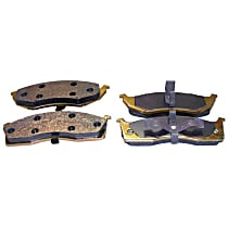 4882107 Front Brake Pad Set