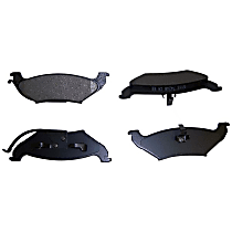 4882579 Rear Brake Pad Set
