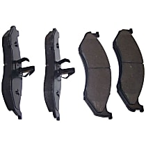 4883344TI Front Brake Pad Set