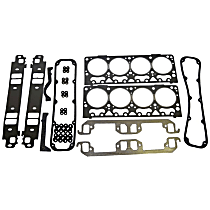 4897386AD Engine Gasket Set - Cylinder head, Direct Fit, Set