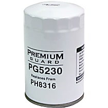 5003558AA Oil Filter - Canister, Direct Fit, Sold individually