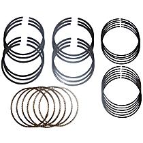 Crown 5012364AAK6 Piston Ring Set - Direct Fit, Kit