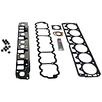 5012365AD Engine Gasket Set - Cylinder head, Direct Fit, Set