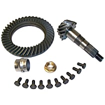 Crown 5014402AA Ring and Pinion - Direct Fit, Kit