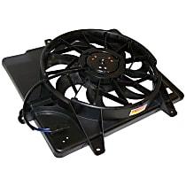 5017407AB OE Replacement Radiator Fan