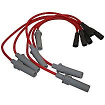 5019593AA Spark Plug Wire - Set of 6