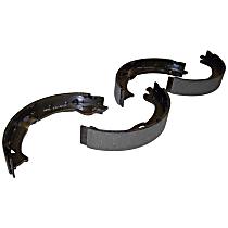 Crown 5019802AA Parking Brake Shoe - Direct Fit