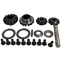 5086169AA Differential Gear Kit Front Axle 2002-2002 Jeep Liberty With Model 35 Rear Axle Standard with Tag 52111418AF, 52111771AF