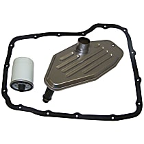 Crown 5179267AC Automatic Transmission Filter - Black, Direct Fit, Kit