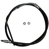 Crown 52003181 Parking Brake Cable - Direct Fit, Sold individually