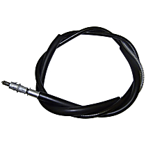 52004706 Parking Brake Cable - Direct Fit, Sold individually
