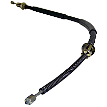 Crown 52004707 Parking Brake Cable - Direct Fit, Sold individually