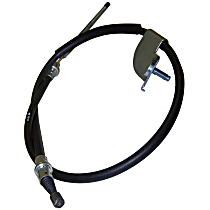 Crown 52005387 Parking Brake Cable - Direct Fit, Sold individually