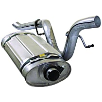 Crown 52019241 Muffler & Tailpipe - Direct Fit