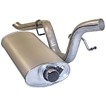52019241AC Muffler & Tailpipe - Direct Fit