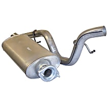 Crown 52019241AF Muffler & Tailpipe - Direct Fit