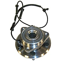 52060398AC Front, Driver or Passenger Side Wheel Hub - Sold individually