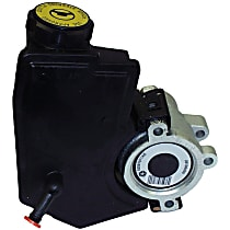 52087871 Power Steering Pump - Without Pulley, With Reservoir