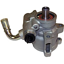 52088018 Power Steering Pump - Without Pulley, Without Reservoir