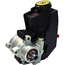 52088139 Power Steering Pump - Without Pulley, With Reservoir