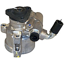 52088582AC Power Steering Pump - Without Pulley, Without Reservoir