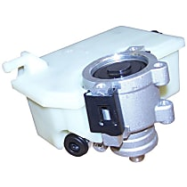 52088710AE Power Steering Pump - Without Pulley, With Reservoir