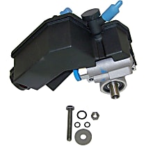 52089300AB Power Steering Pump - Without Pulley, With Reservoir