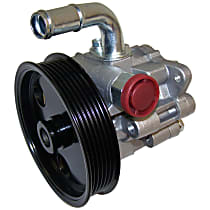 52089883AD Power Steering Pump - With Pulley, Without Reservoir