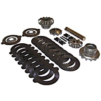 Differential Gear & Plate Kit With Dana 35 Rear Axle with Trac-Lok Side Gear tooth Count 13 Spider Gear Tooth Count 9
